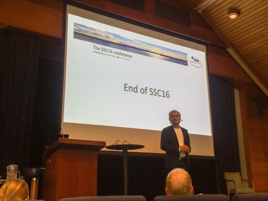 Successful conclusion of SSC16